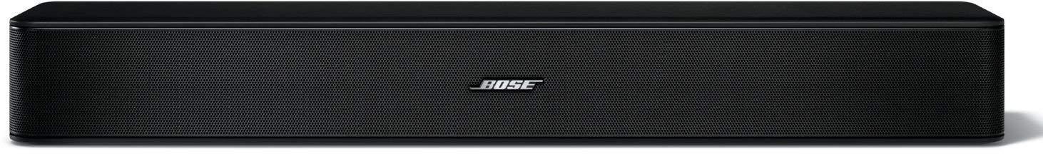 Bose Solo 5 TV Soundbar Sound System with Universal Remote Control, Black - 732522-1110