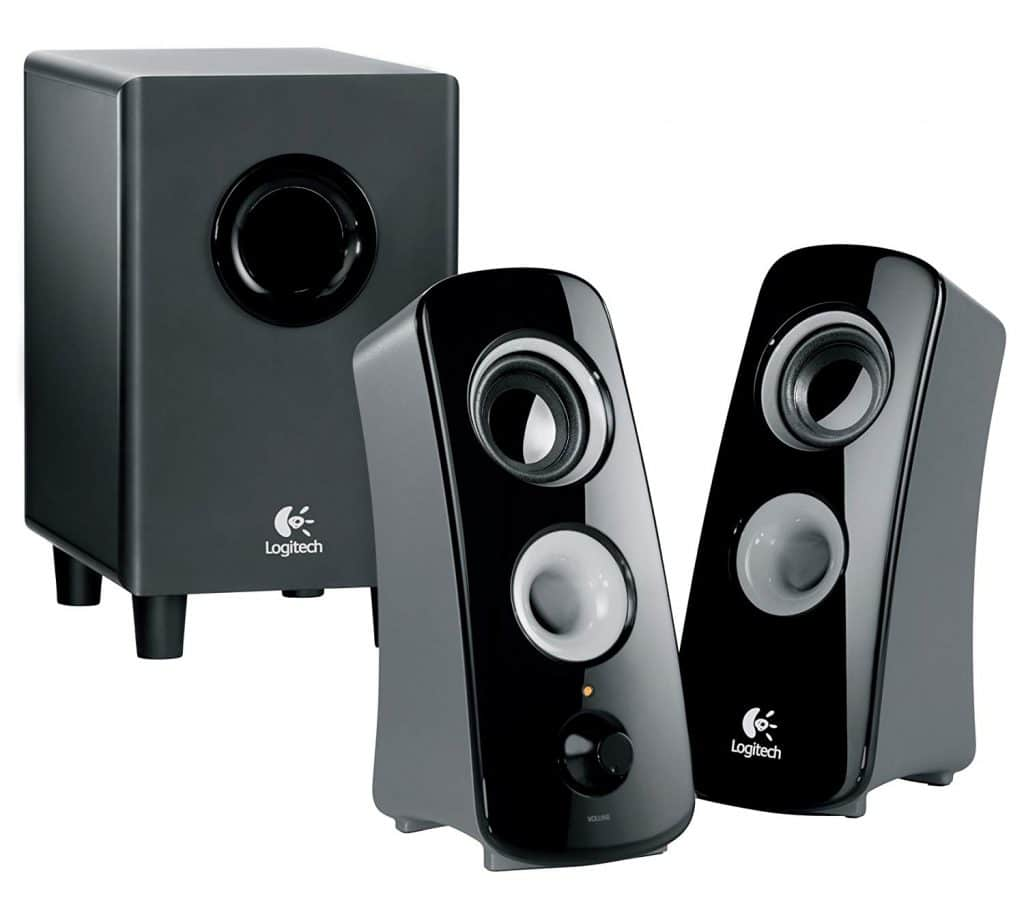 best computer speakers under 50 - Logitech Z323