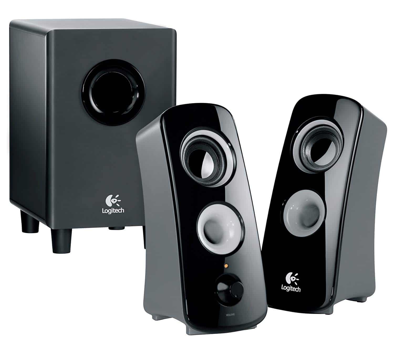 LOGITECH Z323 BEST PC Speaker under 50