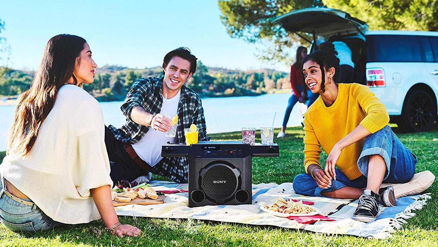 Outdoor and Party Speakers