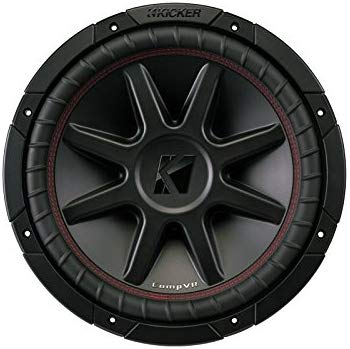 "12 inch subwoofers roundup - Kicker 12"" 800 Watt CompVR 4 Ohm DVC Sub Woofer Car Power Subwoofer"