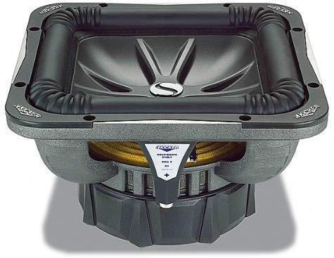 "best 15 inch subwoofer buying guide - Kicker S15L7 4-ohm 15"" Car Audio Subwoofer review"