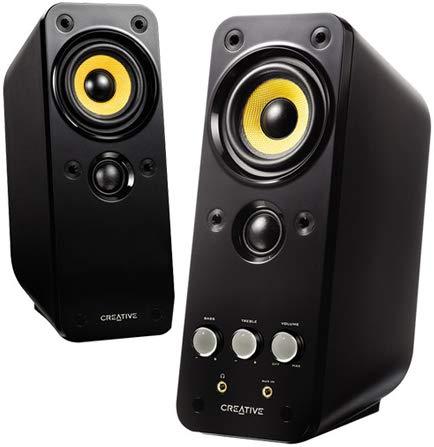 contender for best gaming speakers 2019/20 - Creative Labs 51MF1610AA002 GigaWorks T20 Series II 2.0