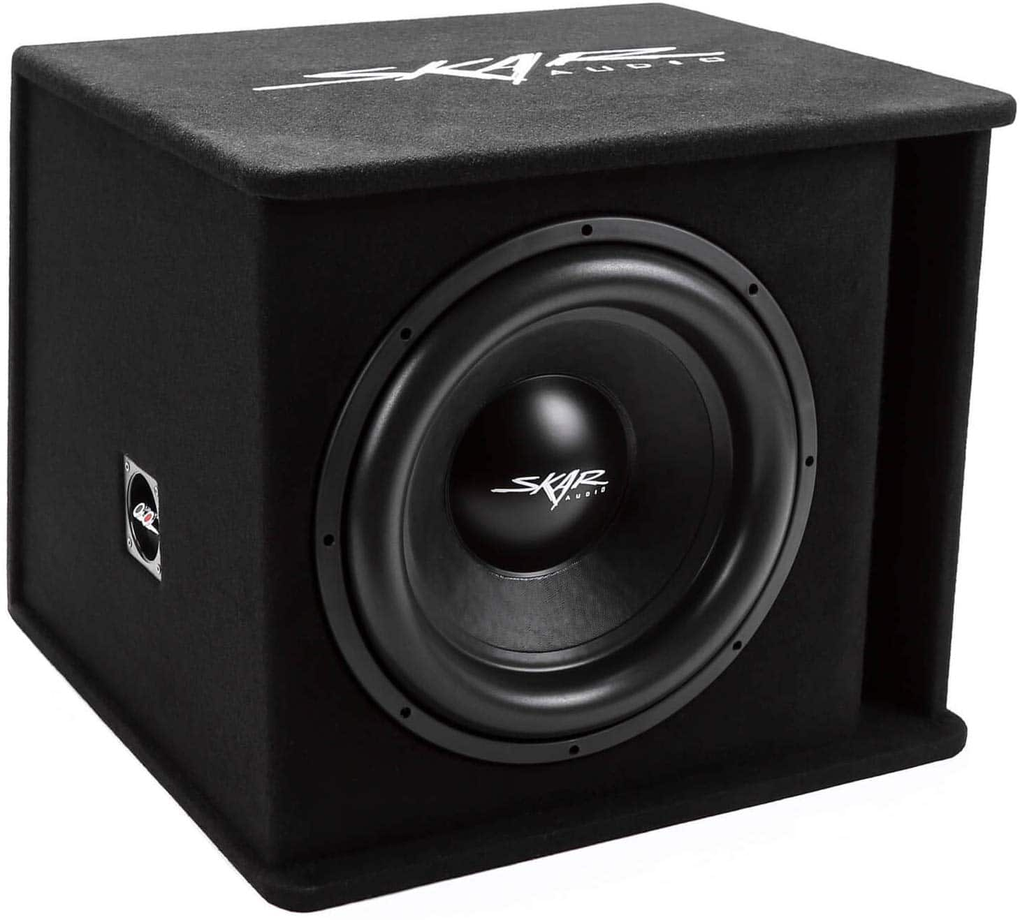 "best 15 inch subwoofer -  Skar Audio Single 15"" 1200W Loaded SDR Series Vented Subwoofer Enclosure"