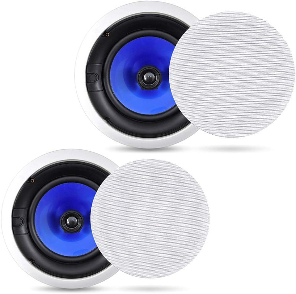 best in wall speakers buying guide - Pyle PIC8E