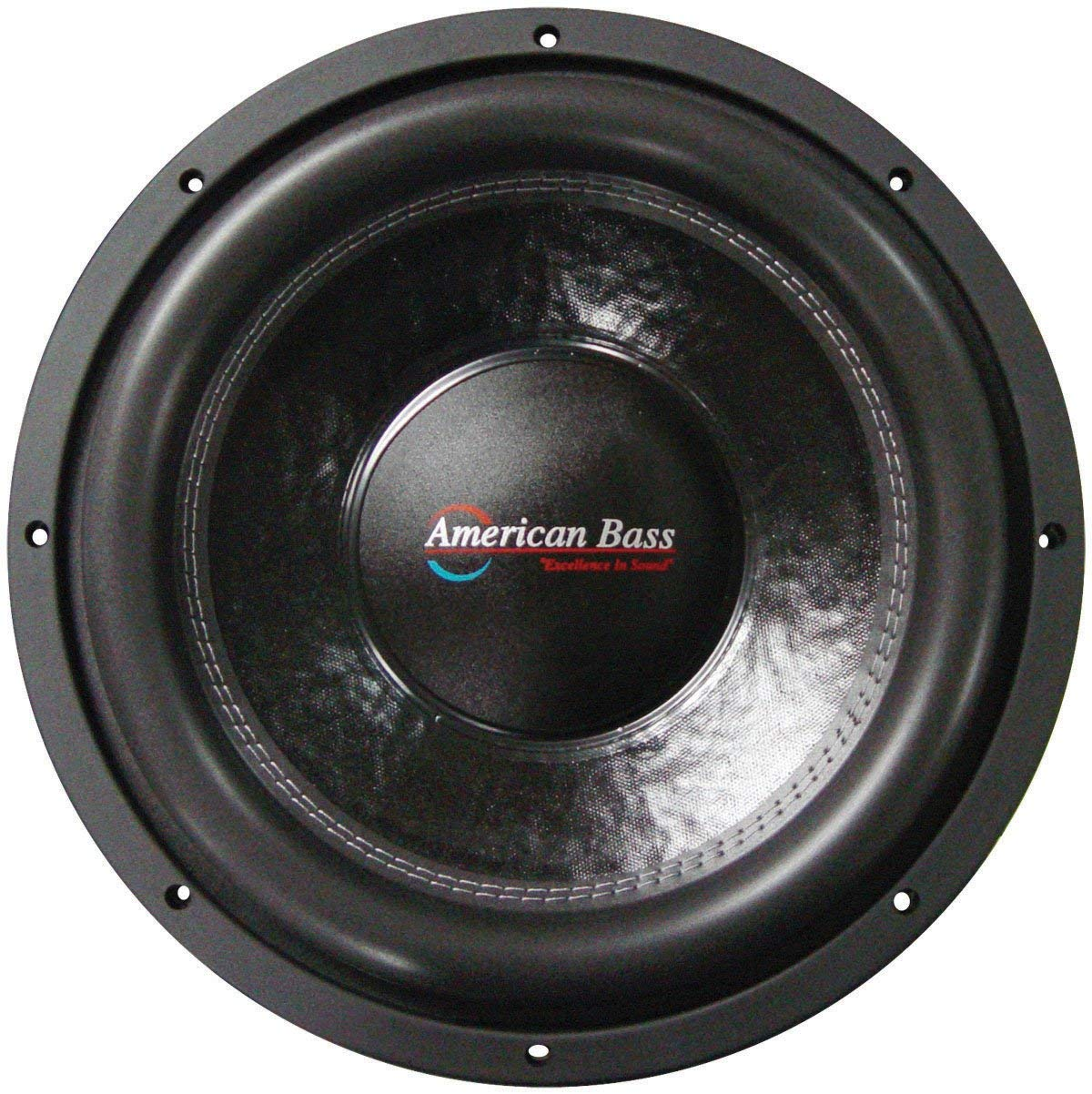"finding the best 12 inch subwoofer - American Bass USA XFL 1244 2000W Max Dual 4Ω 12"" Subwoofer"