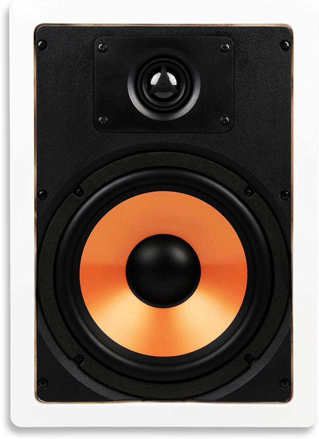 contender for best in wall speakers champion - Micca M-8S