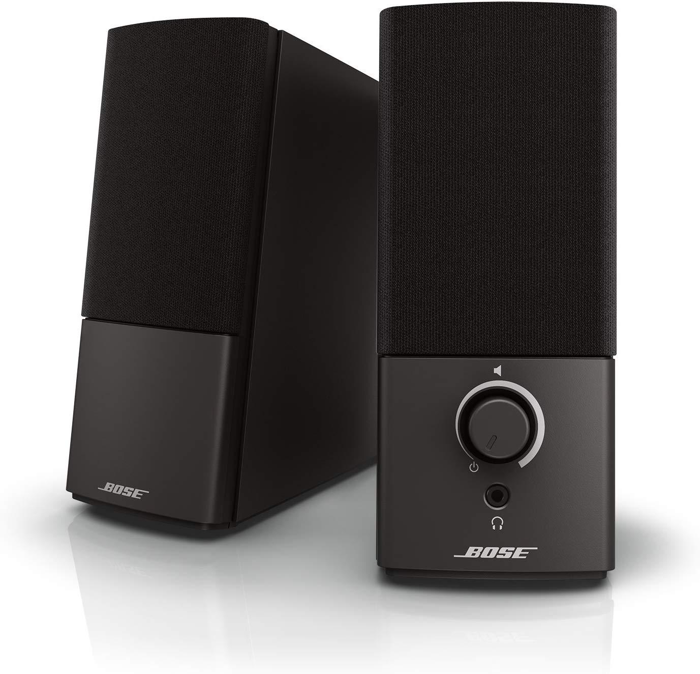 gaming speakers buying guide - Bose Companion 2 Series III Multimedia Speakers