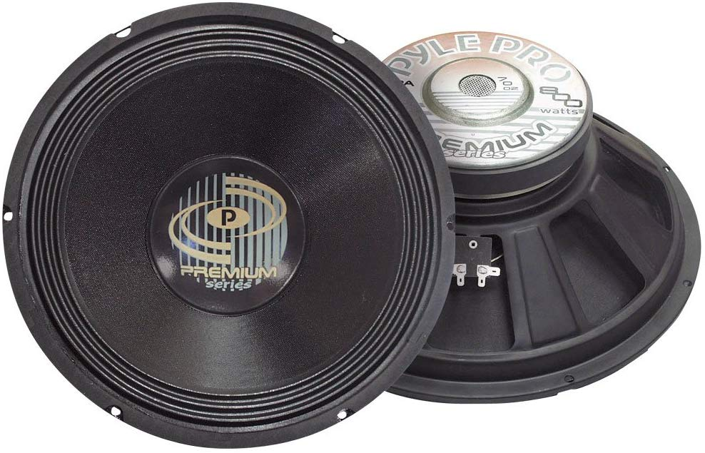 best 15 inch woofer roundup - Pyle
