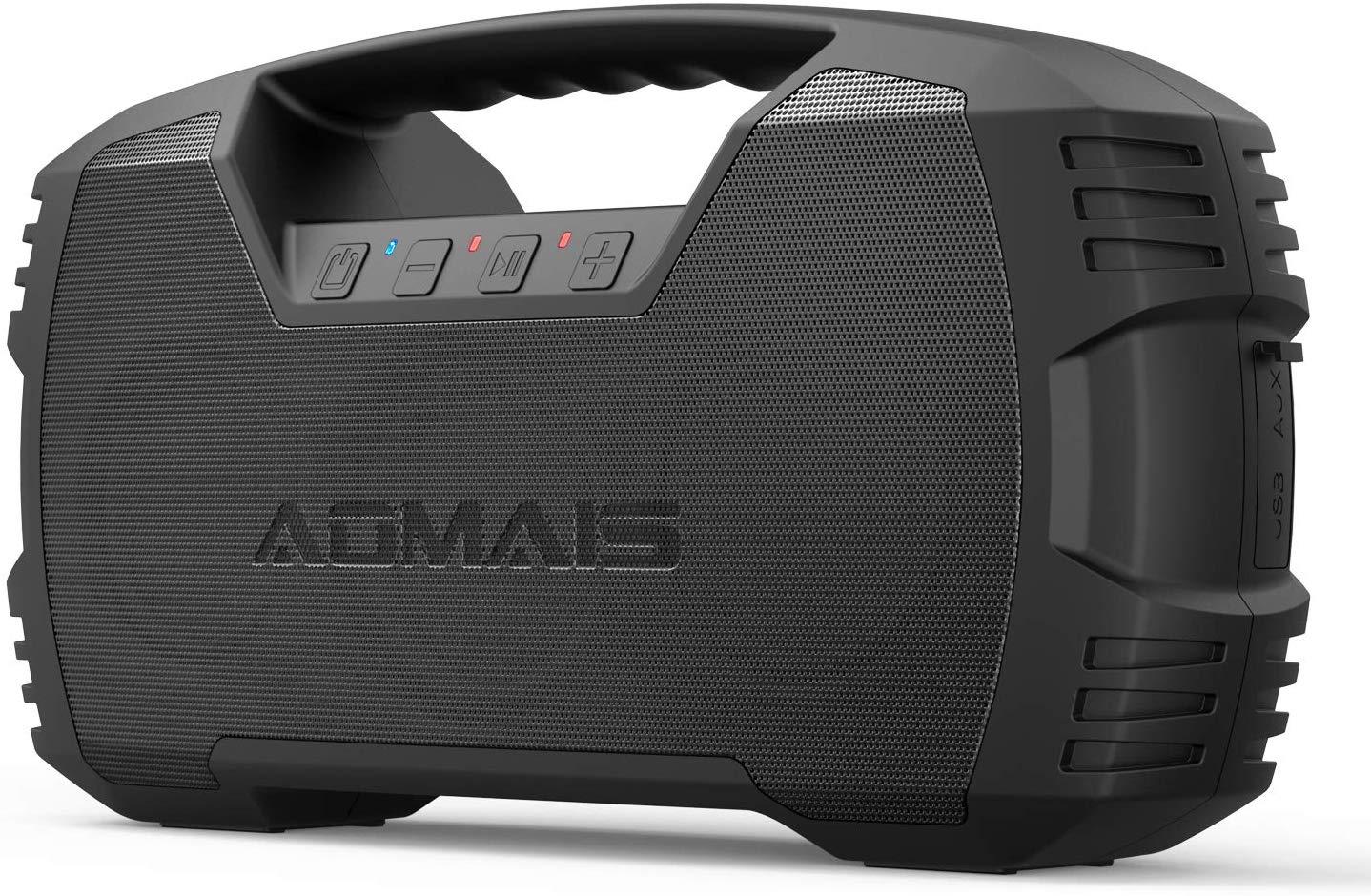 buying best Bluetooth speaker under 100 in 2020/20 - AOMAIS GO