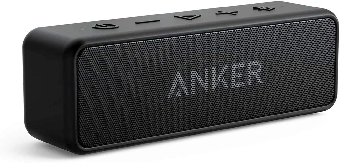Anker Soundcore 2 Bluetooth Speakers under 50 roundup