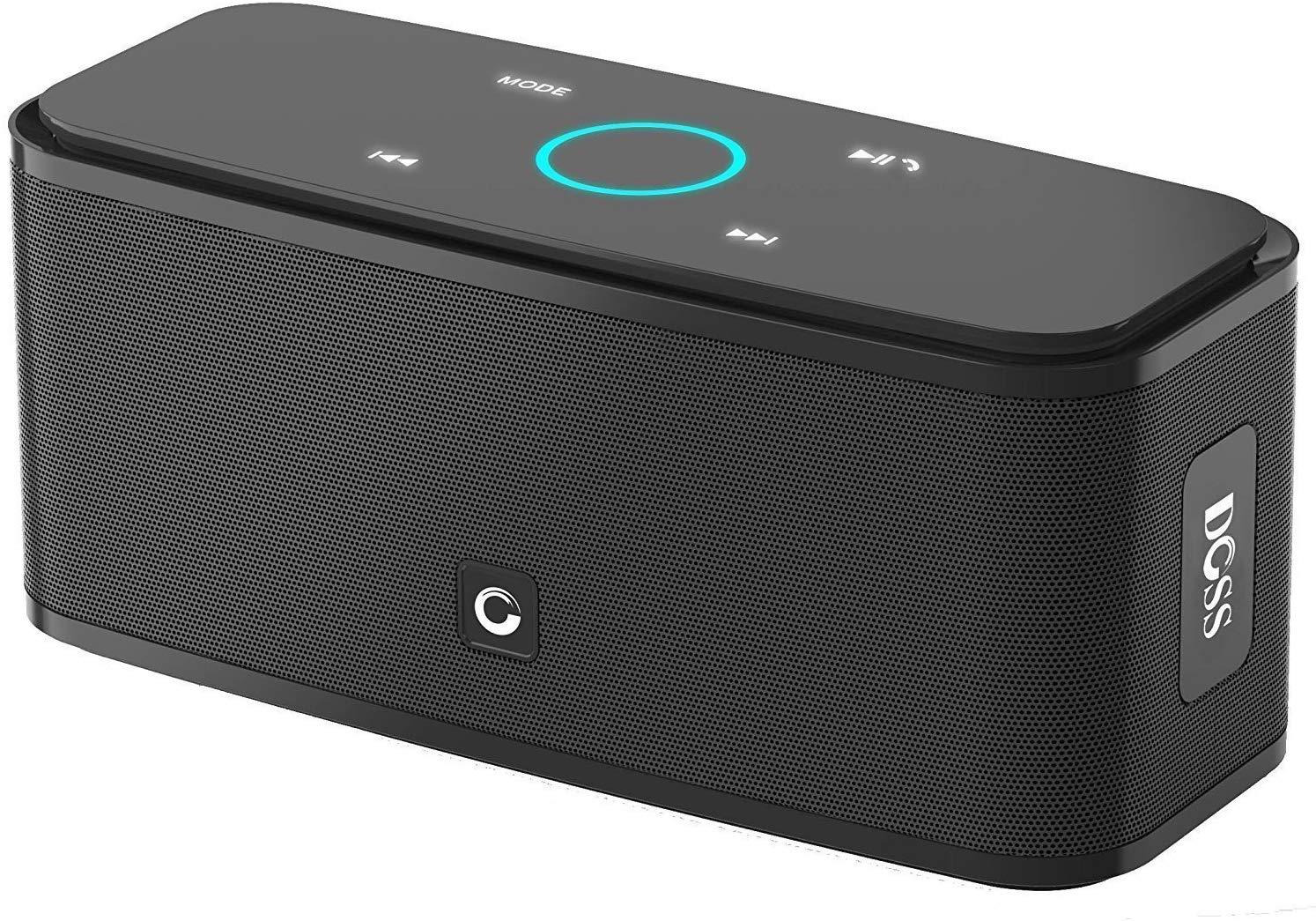 DOSS SoundBox Touch Wireless Speaker