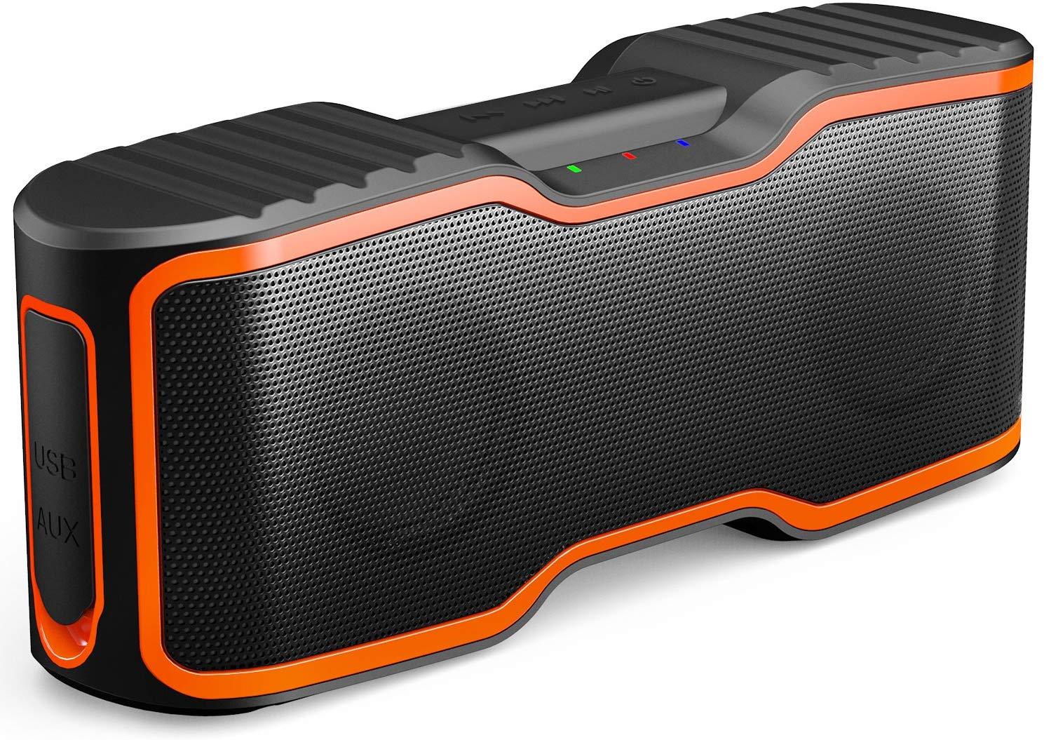 Best Bluetooth speaker under 50 - AOMAS SPORT II
