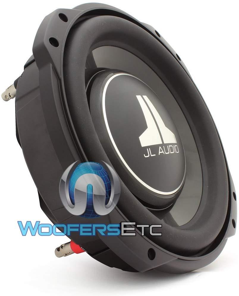 JL Audio 10TW3-D4 Shallow Mount Subwoofer