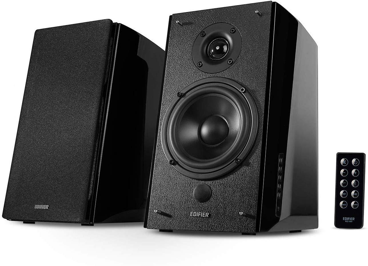 best bookshelf speakers under $500 - Edifier R2000DB Powered Bluetooth Bookshelf Speakers