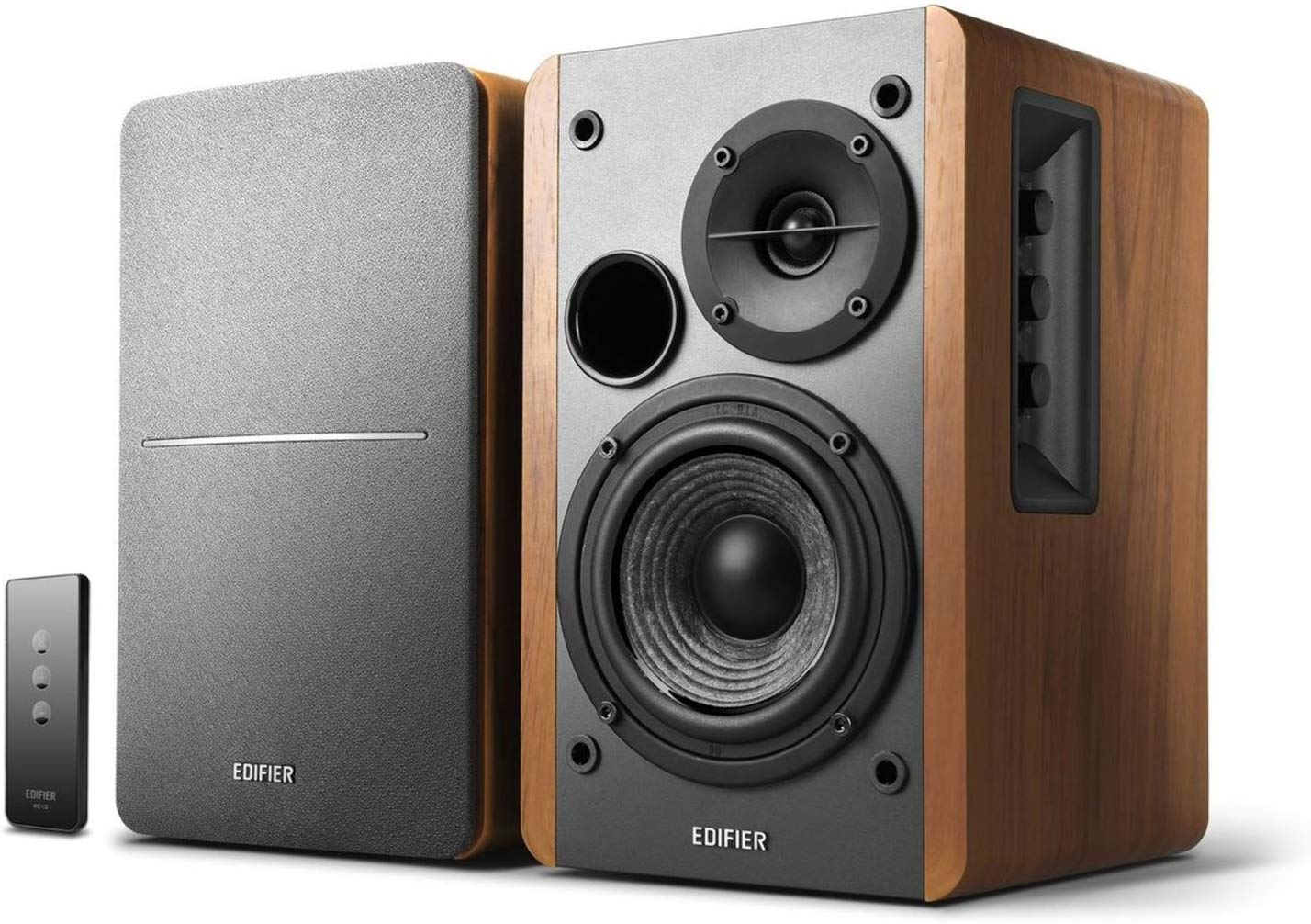 cheapest high-quality bookshelf speakers - Edifier R1280T