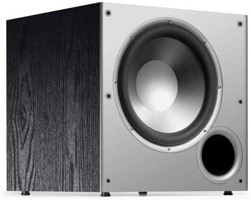 best subwoofers under 200 - budget pick is Polk Audio PSW10
