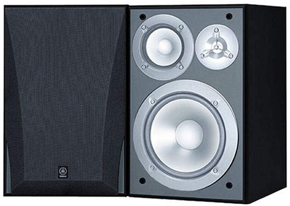 best bookshelf speakers under $200 - Yamaha NS-6490