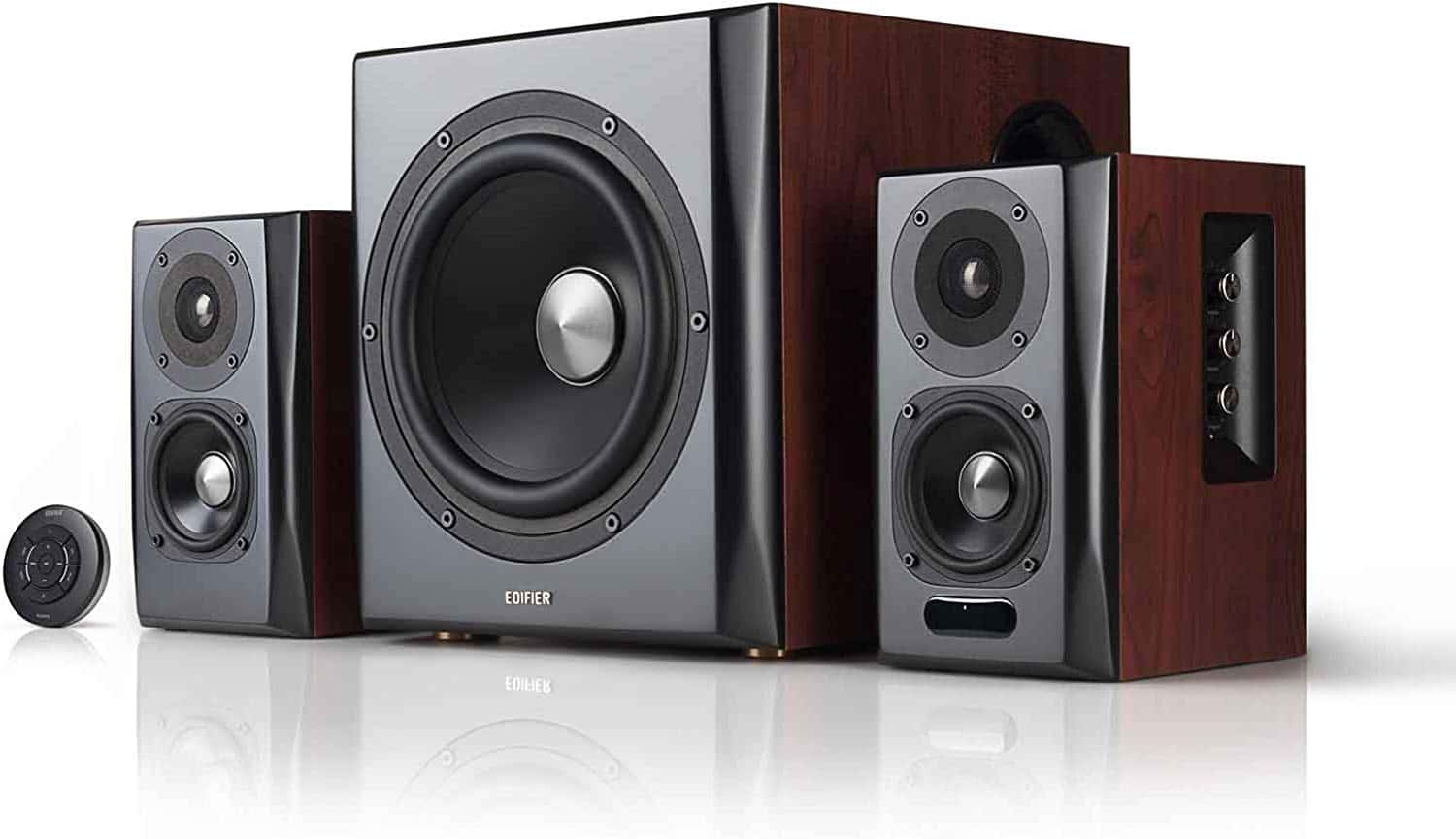 Edifier S350DB 2.1 Speaker System Review