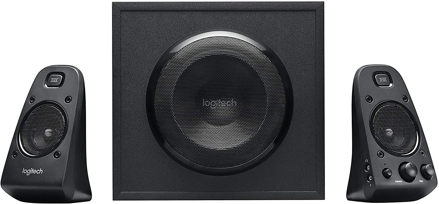 best 2.1 speaker system on the market - Logitech Z623
