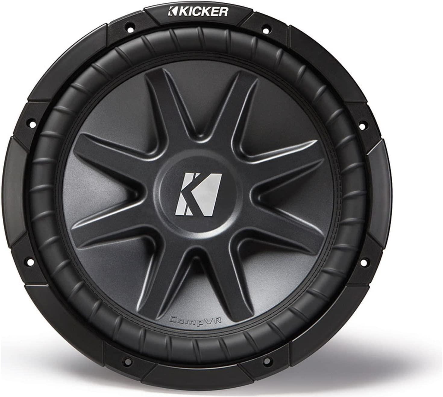 """Kicker CVR124 12"""" Dual"""