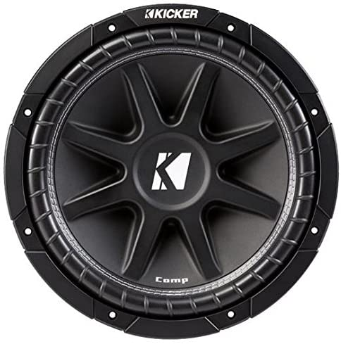 "ASC Package Dual 12"" Kicker Sub Box"
