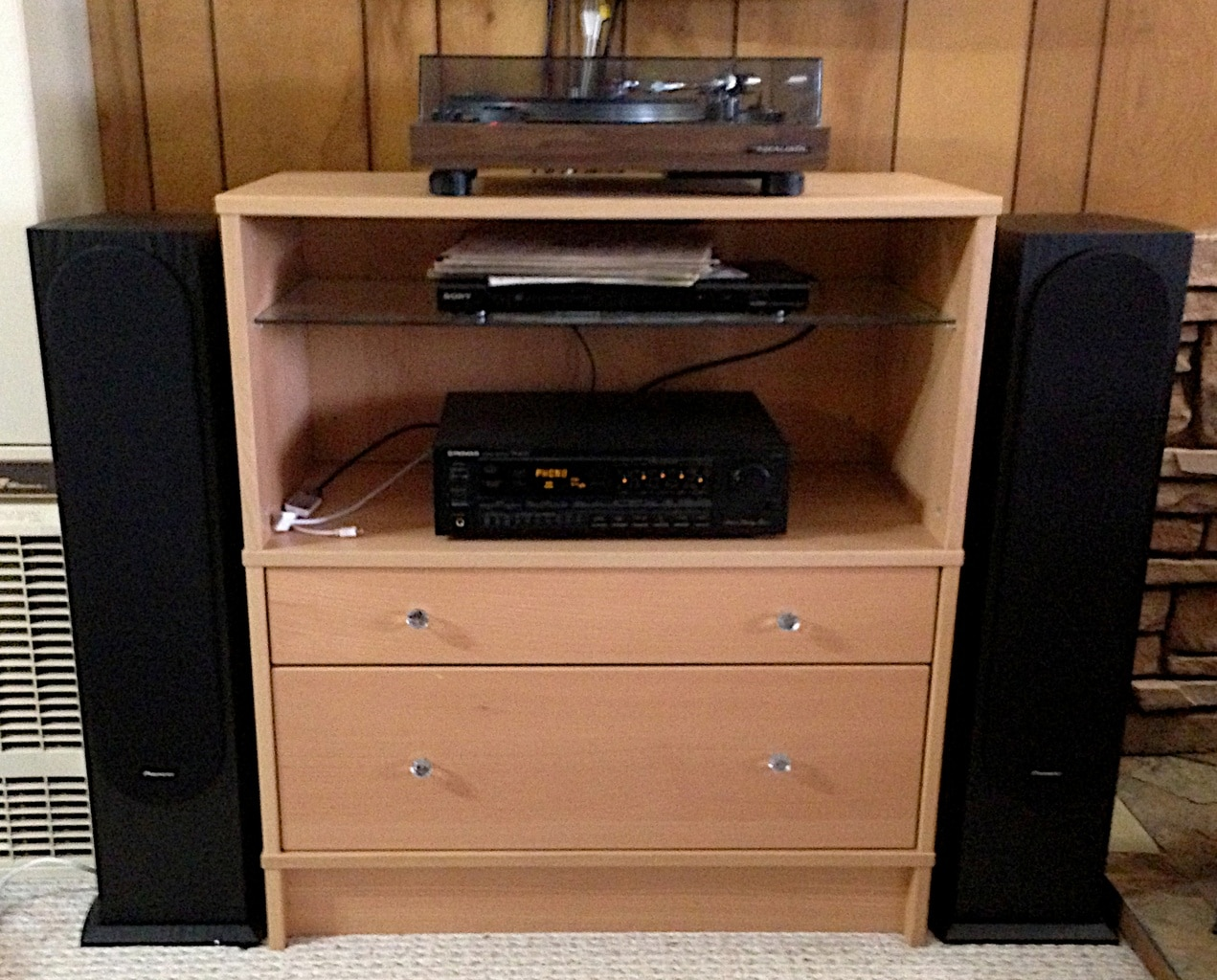 placing the best center channel speaker properly