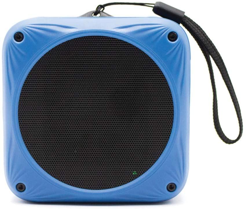 2. Sunfox Waterproof Solar-powered Bluetooth Speaker