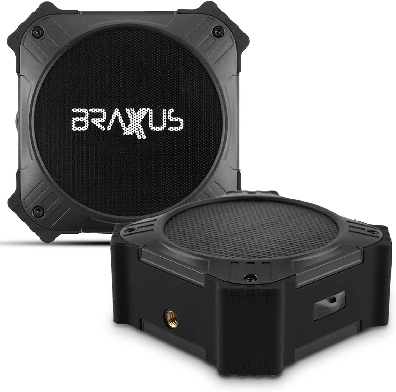 . Braxus Solar Bluetooth Speaker