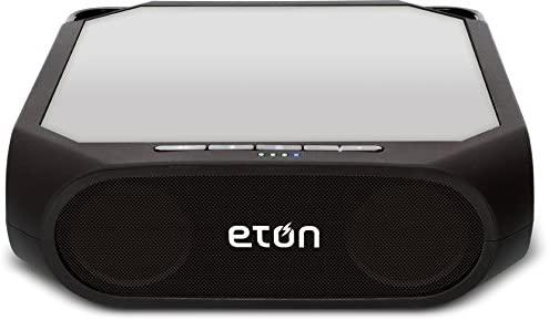 Eton Rugged Rukus Black - portable speakers