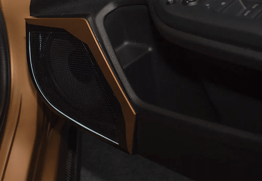 No Bass Coming from the Speakers