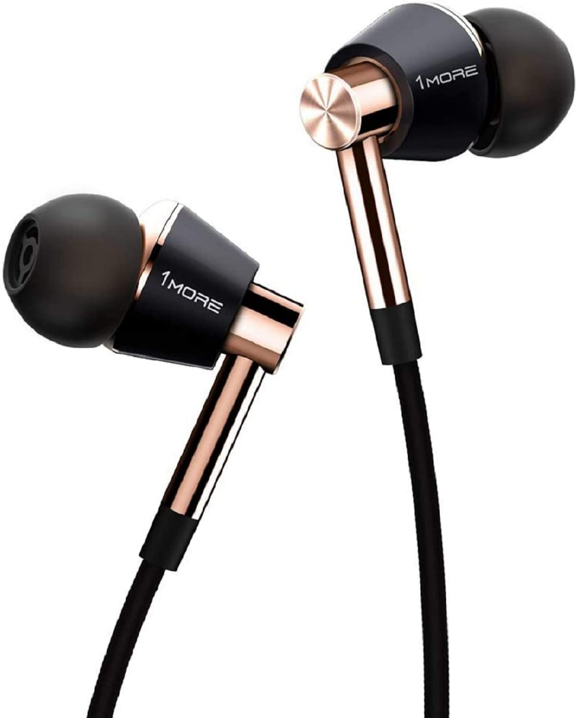 1MORE Triple Driver In-Ear Earphones - Best In-Ear Budget Audiophile Headphones